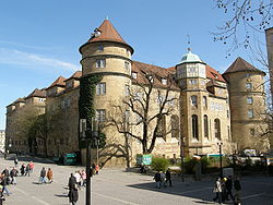 Altes Schloss Stoccarda